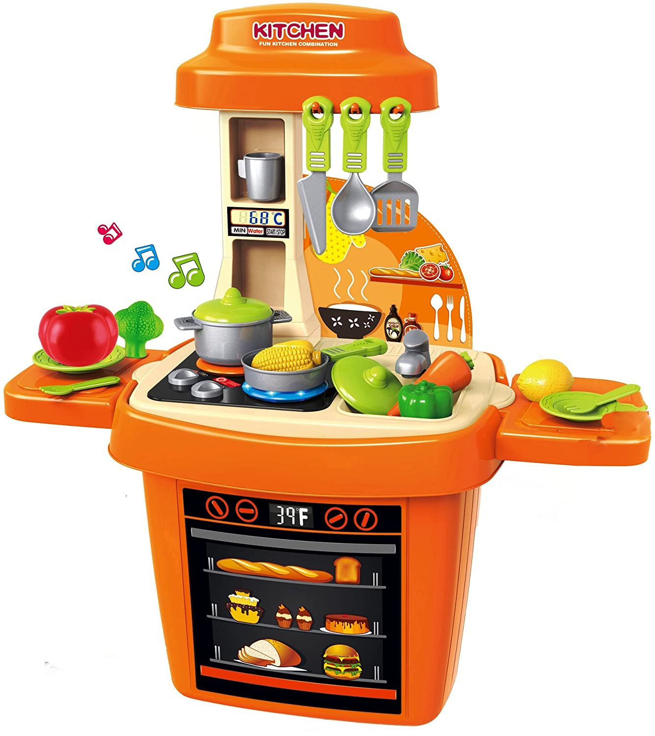 Buy saffire kitchen set for your kids at rs 1 099 only for Kitchen set in amazon