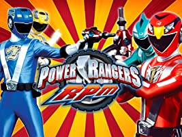 Power Rangers RPM Season 1