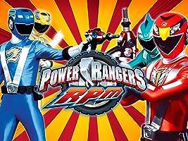 Power Rangers RPM Season 1