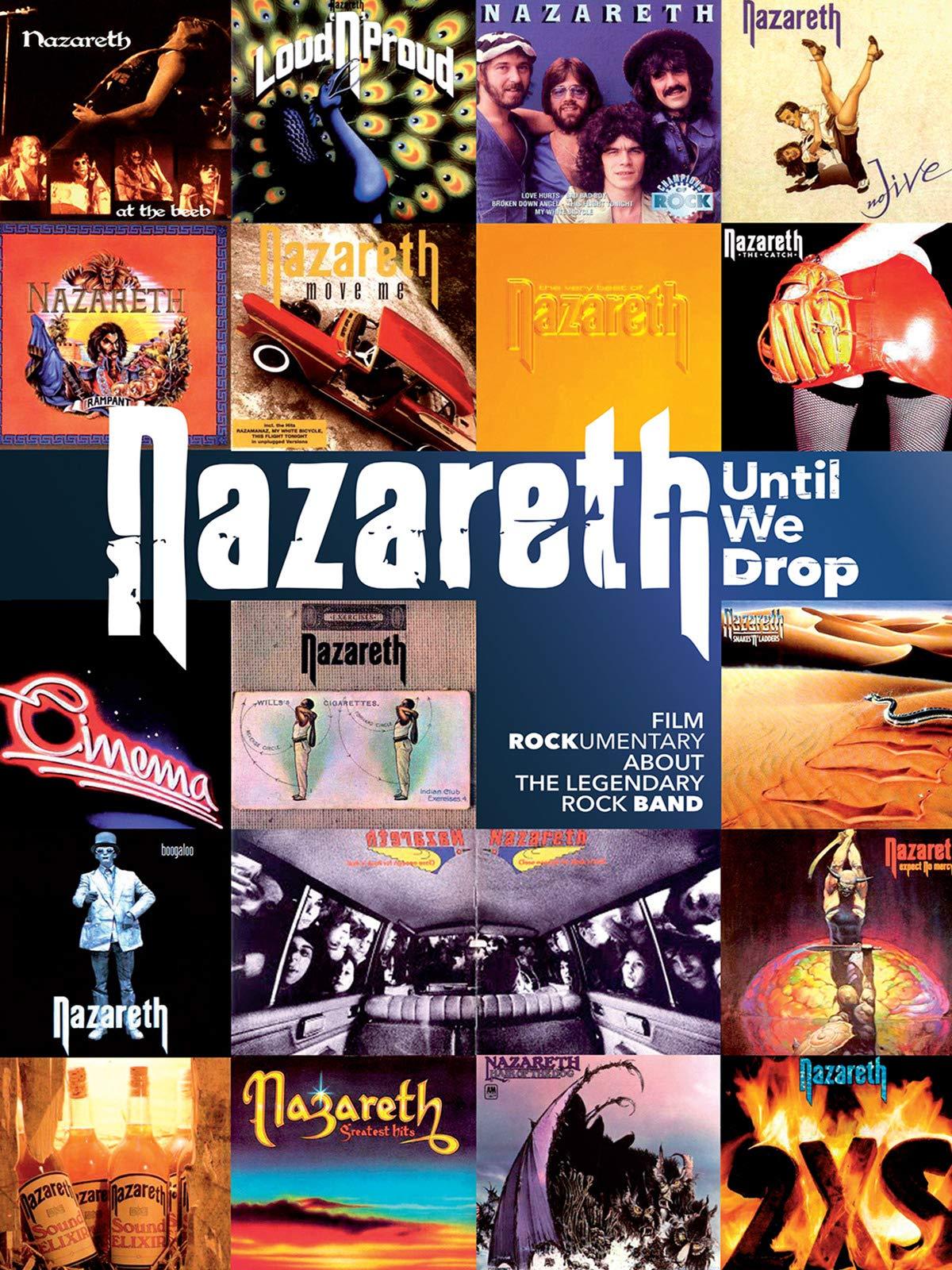 Nazareth: Until We Drop