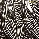 Sequin Fabric Embroidered Sequins on Mesh Lace Fabric by The Yard 36 Feet 12 Yards Black to White Leaf -1017S (Color: Z02- Black to White Leaf, Tamaño: 12 Yard)