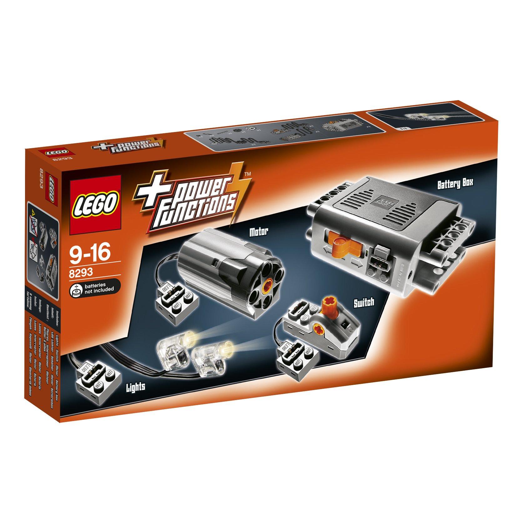 lego technic 8293 power functions motor set ebay. Black Bedroom Furniture Sets. Home Design Ideas