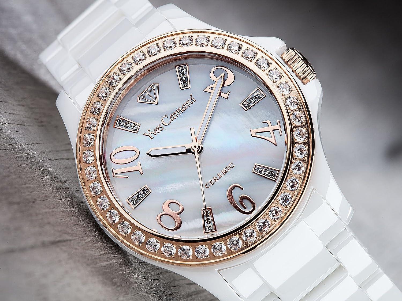 ceas roz auriu 3
