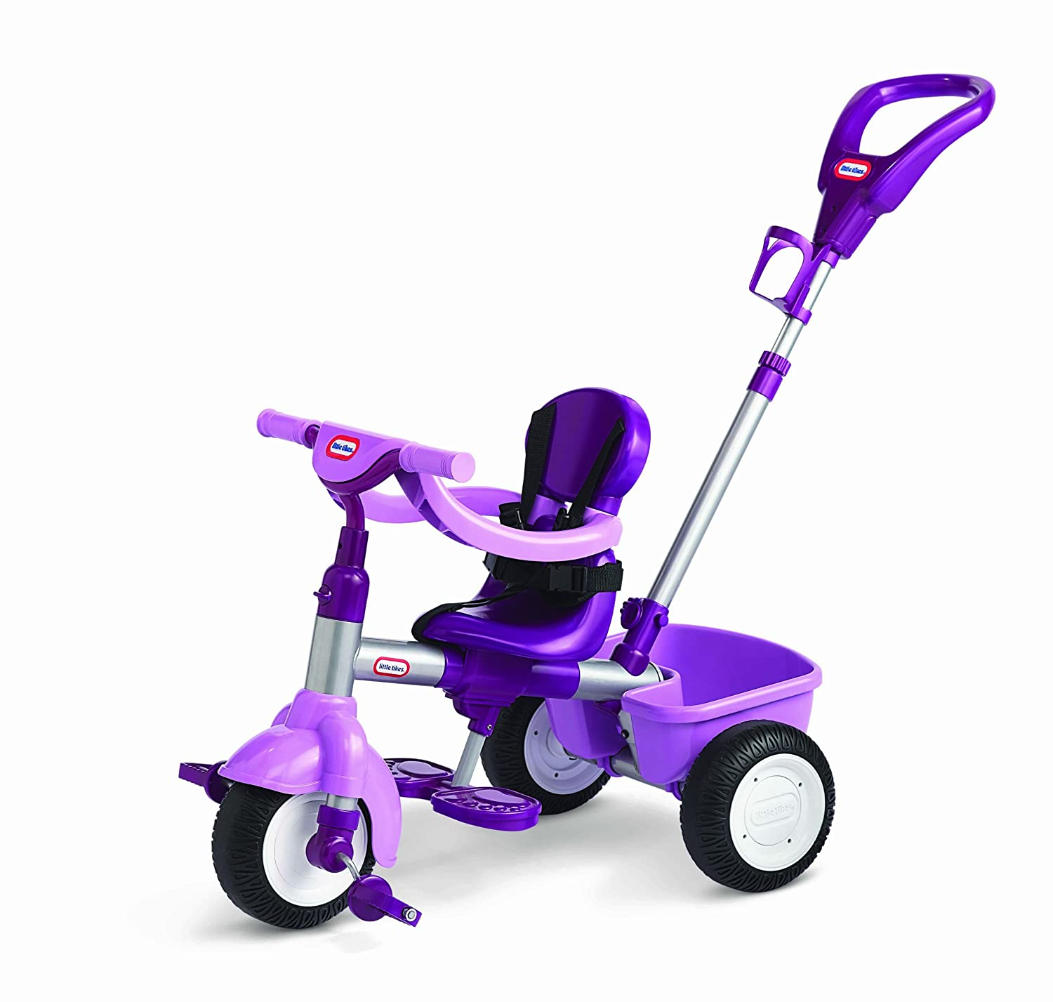An Image of Little Tikes 3 in 1 Trike Purple