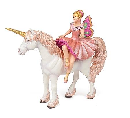 Papo - 38822 - Figurine - Ballerine sur sa Licorne