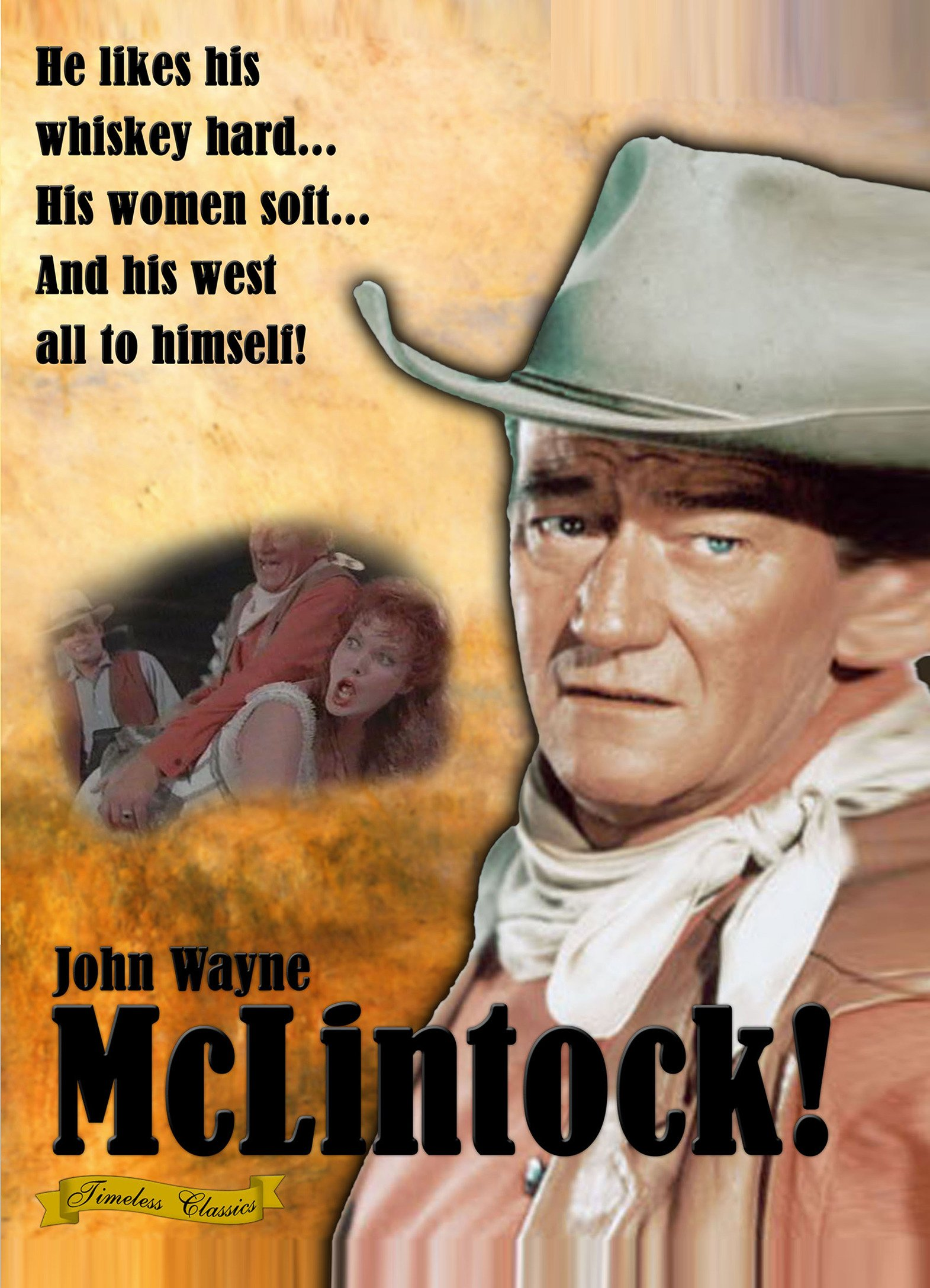 McLintock! (1963) on Amazon Prime Video UK