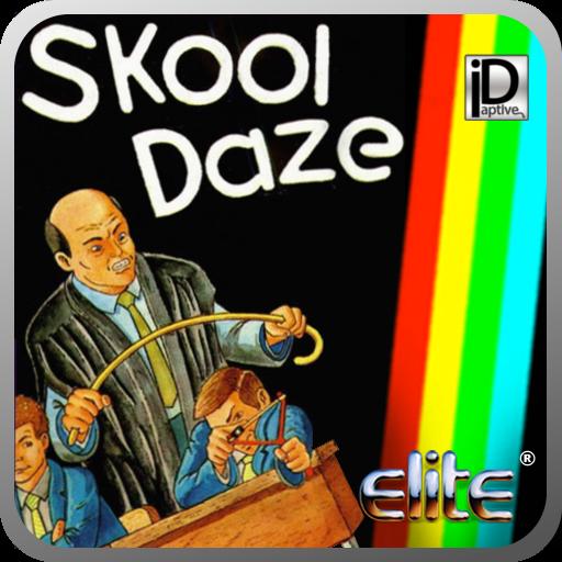 Skool Daze: Zx Spectrum (Kindle Tablet Edition)