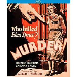 Murder! [Blu-ray]