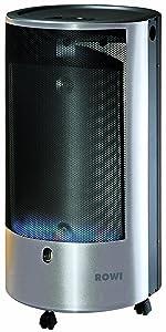 Rowi Gas Heizofen Blue flame, 4200 W, HGO 4200/1 BF Pure Inox 1 03 02 0031  BaumarktKritiken und weitere Informationen
