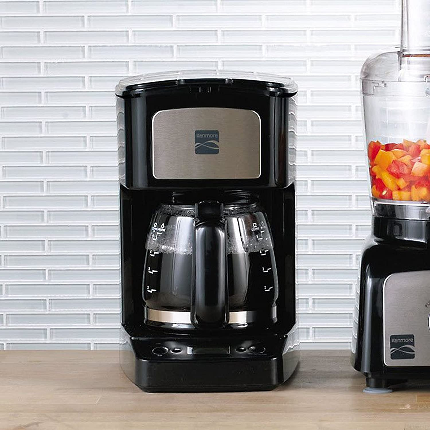 Kenmore 5-Cup Digital Coffee Maker ?Best Coffee Zap