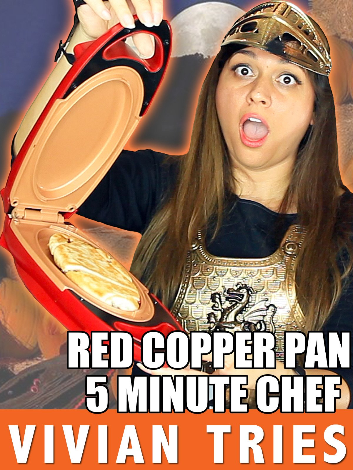 Review: Red Copper Pan 5 Minute Chef