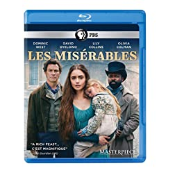 Masterpiece: Les Miserables [Blu-ray]