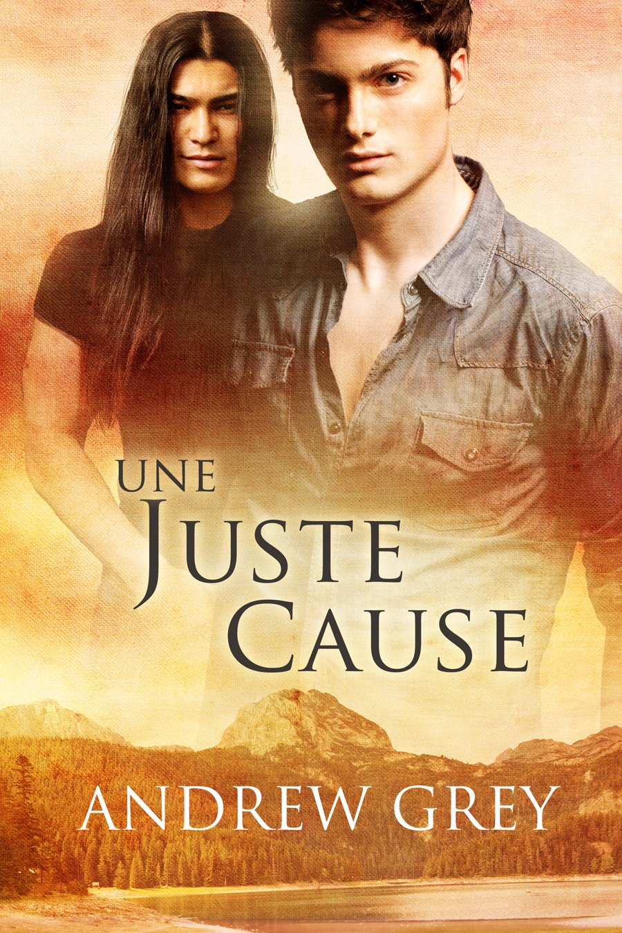 Une juste cause [Format Kindle] Andrew Grey