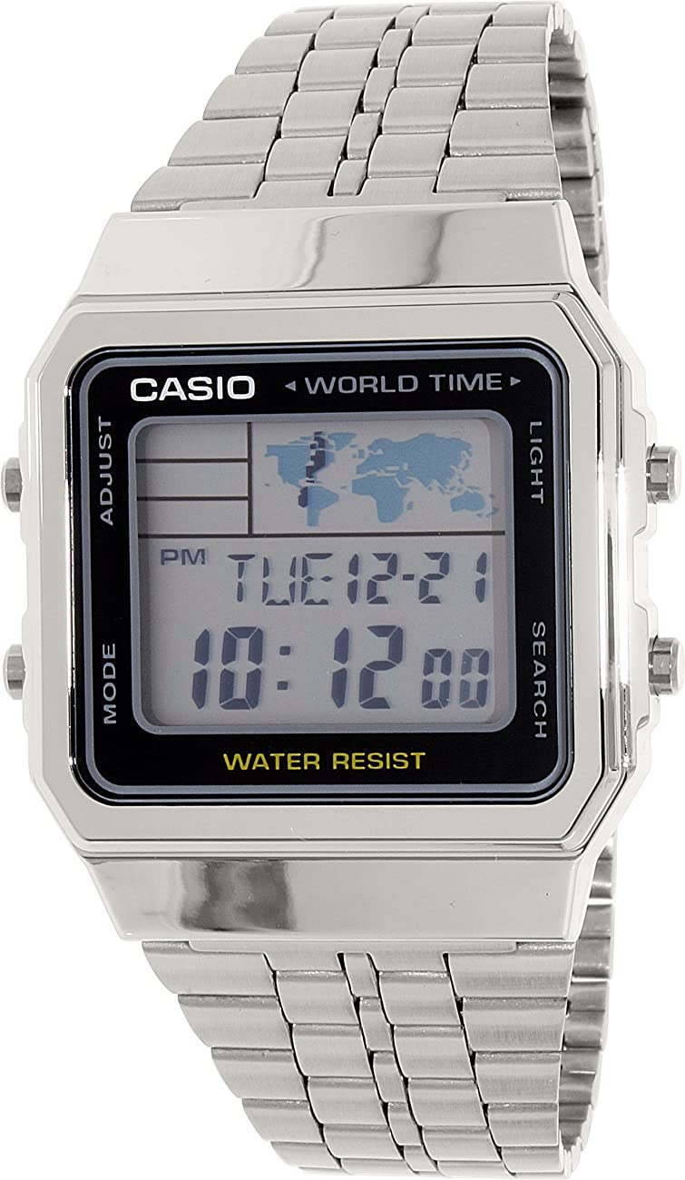 Casio Vintage A500WA-1D - Unisex Watch 0