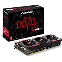 PowerColor RED DEVIL AMD Radeon RX 480 DirectX 12 8GB GDDR5 256-Bit Video Card