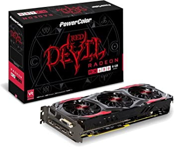 PowerColor Radeon RX 480 8GB 256-Bit Video Card