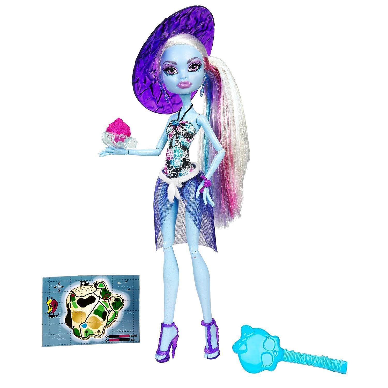Monster High Skull Shores Abbey Bominable Doll