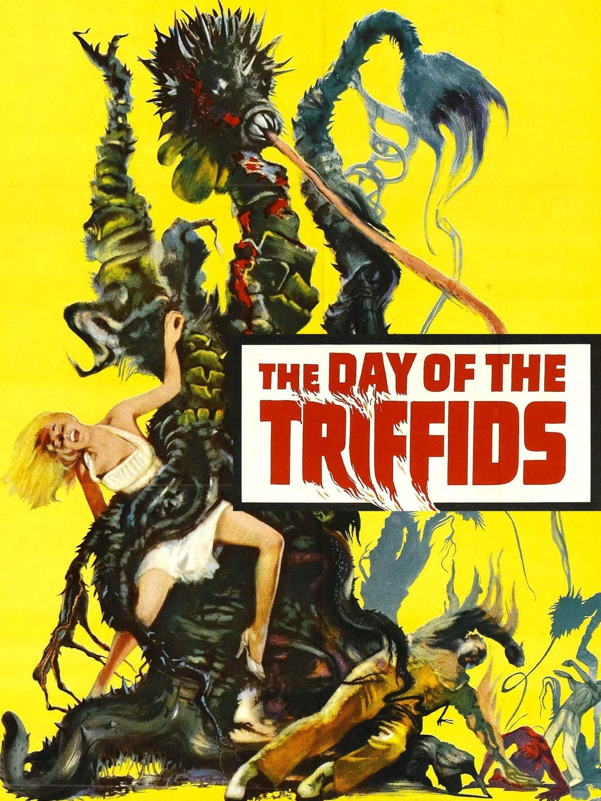 The Day of the Triffids on Amazon Prime Video UK