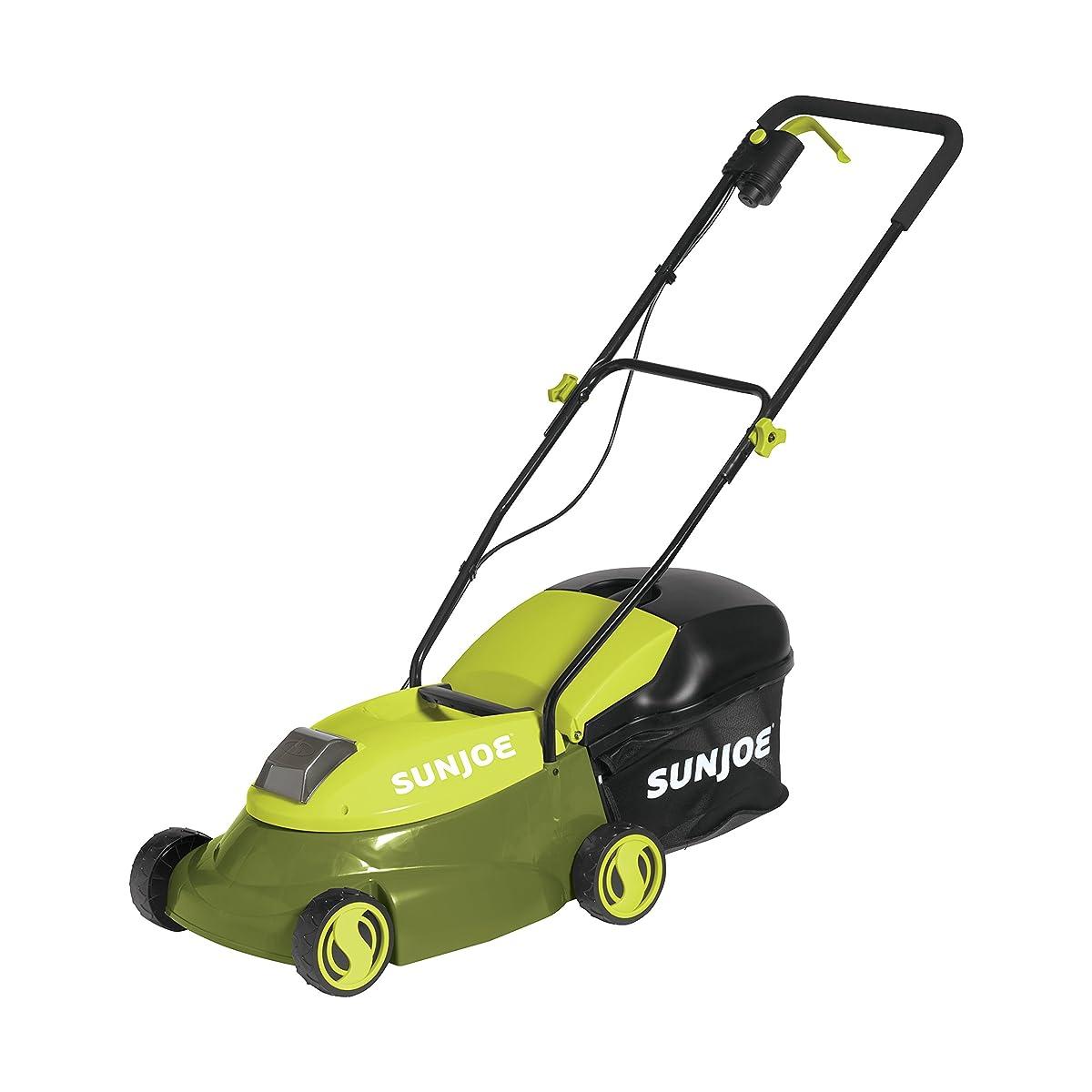 Sun Joe MJ401C 14-Inch 28-Volt Cordless Push Lawn Mower