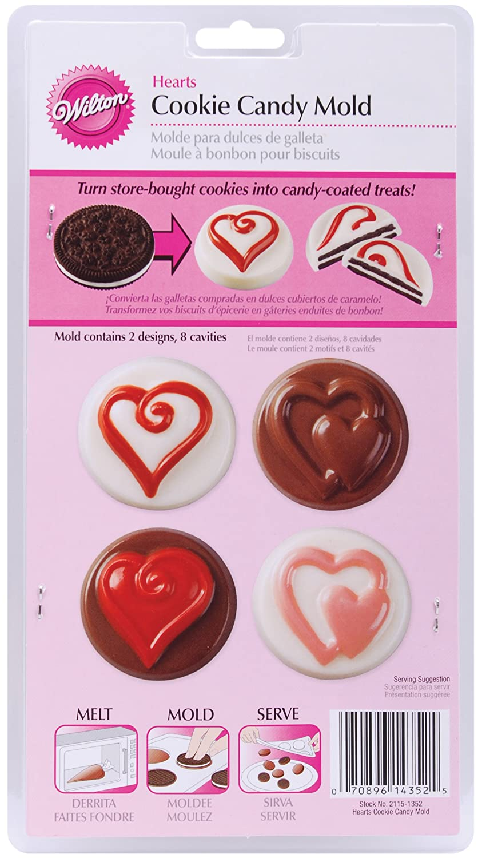 Oreo Cookie Candy Molds - thecraftpatchblog com