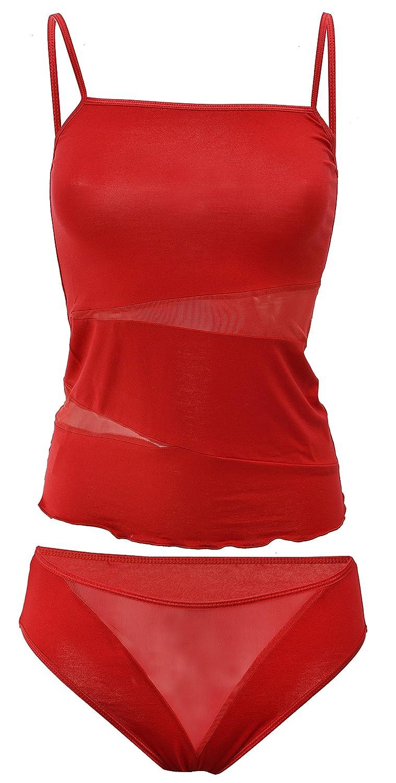 DKaren-Nachtwäsche Damen Wäsche Set aus Viskose XENIA (XS – 2XL) kaufen