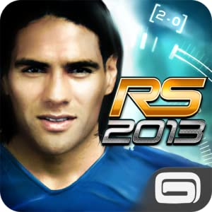 Real Soccer 2013 from Gameloft