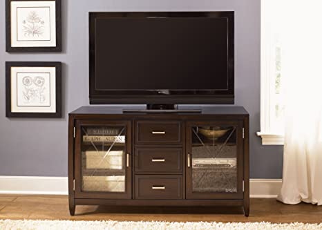 Entertainment TV Stand by Liberty - Espresso Stain Finish (318-TV00)