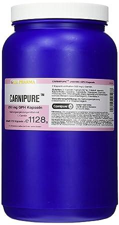 Gall Pharma Carnipure 250 mg GPH Kapseln, 1er Pack (1 x 1750 Stuck)