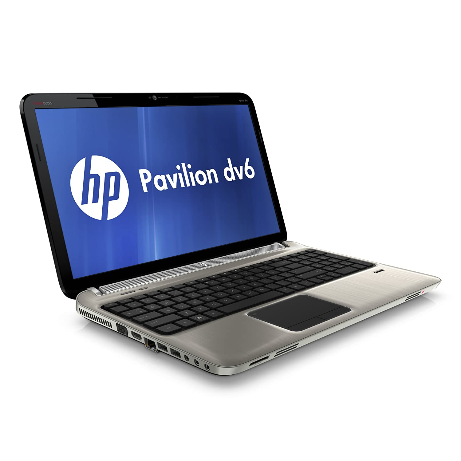 hp pavilion dv6 6b51sa 15 6 laptop intel core i5 6gb. Black Bedroom Furniture Sets. Home Design Ideas