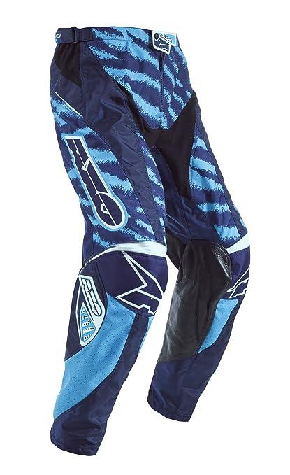 AXO MX3T0054-B00 Dyemax Pants, Taille 56, Bleu