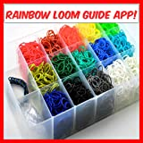 Rainbow Loom Video Guide Pro: Learn How To Make The Best Rubber Band Designs With Rainbow Loom!