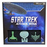 Star Trek Attack Wing Miniatures Game Starter (Color: Multi-colored)