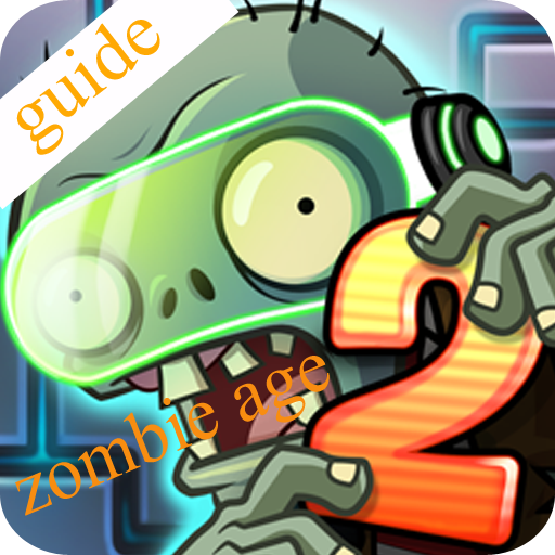 guide zombie age 2 (Zombie Cartoon Characters)