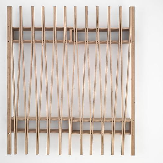 Tojo 151011036 - Rete per letto, 90 x 80 x 200 cm, colore naturale