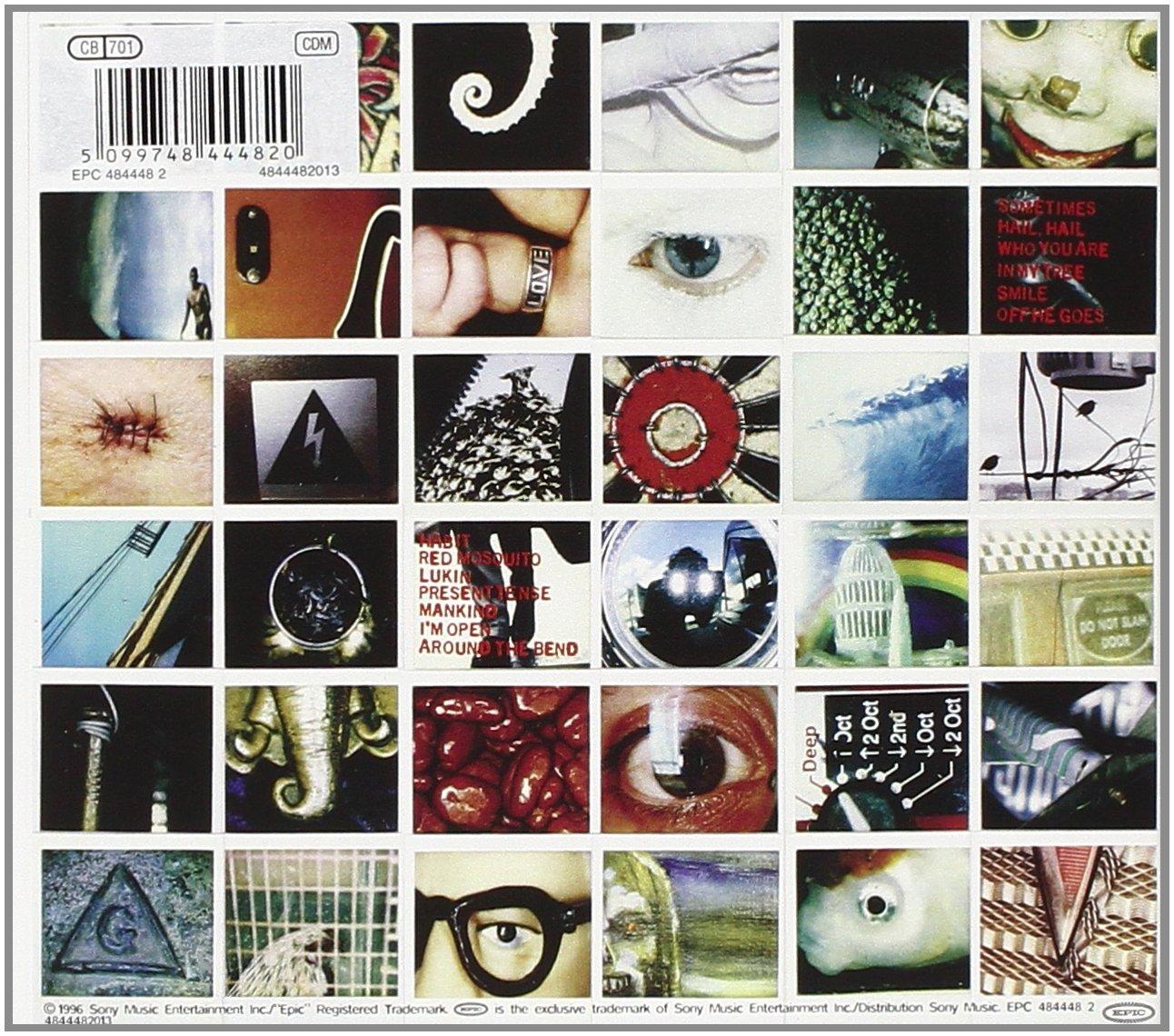 no Code Pearl Jam Cover Pearl Jam no Code