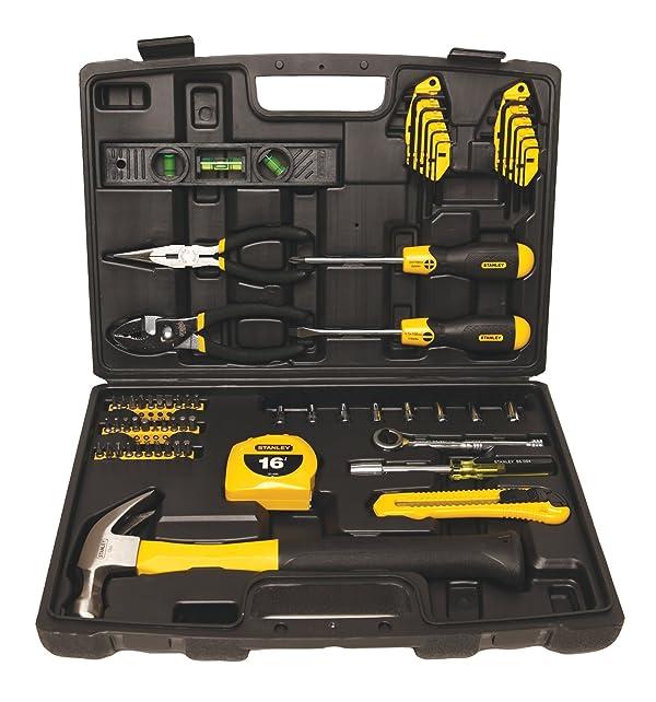 Caja de herramientas Stanley 94-248  de 65 piezas.