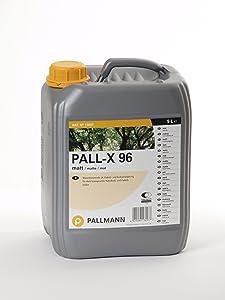 Pallmann PallX 96 matt 5,0 Liter Gebinde  BaumarktKundenberichte und weitere Informationen