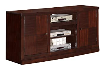 "HOMELEGANCE 8002-T TV Stand, 60"", Espresso Finish"