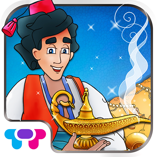 Aladdin & The Magic Lamp - An Interactive Children'S Storybook Hd front-807019