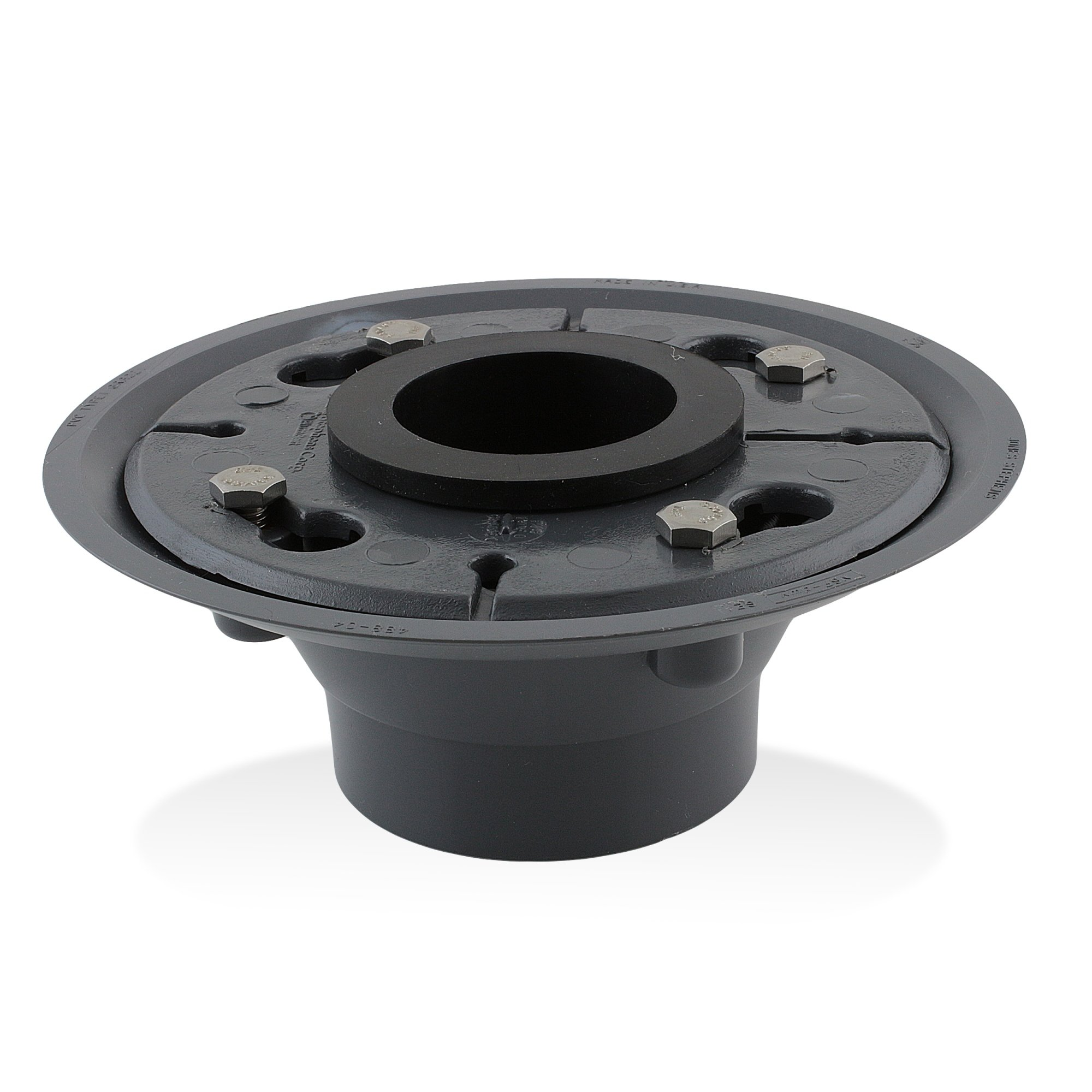 Luxe 2 Quot Pvc Shower Drain Base With Rubber Gasket Ebay