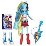 My Little Pony Equestria Girls Rainbow Dash Doll with Guitar