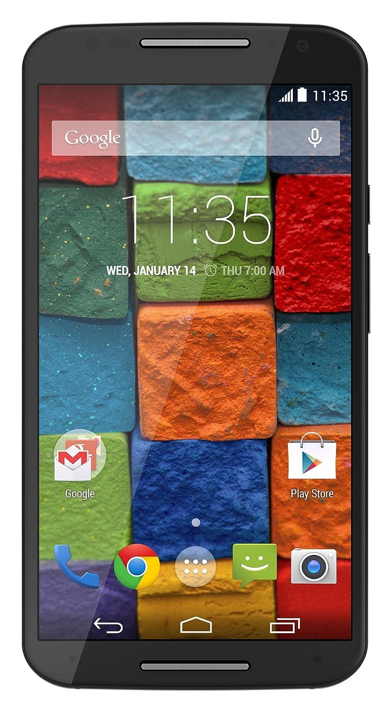 Motorola-Moto-X-2nd-generation-GSM-Unlocked-Black-Leather