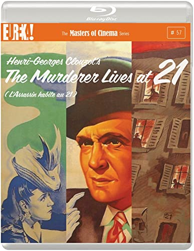 L'assassin habite... au 21 / The Murderer Lives at 21 / Убийца живет в доме... №21 (1942)