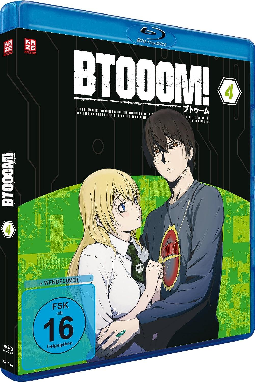 Btooom!, Blu-ray