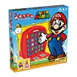Super Mario Top Trumps Match Board Game (Color: Blue)