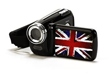Teknofun 811 144 Caméra vidéo numérique 5MP OLD UK