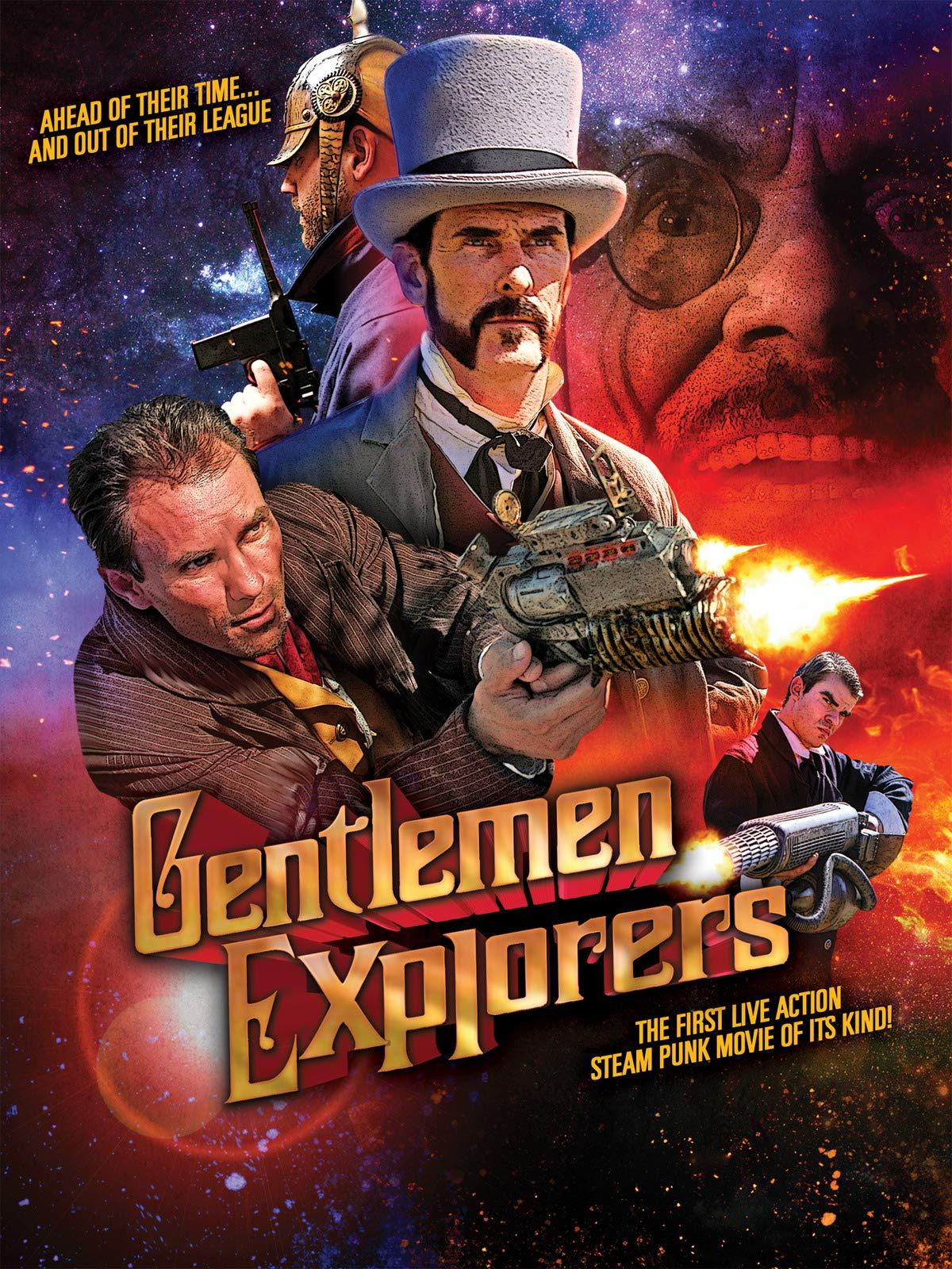 Gentlemen Explorers on Amazon Prime Video UK