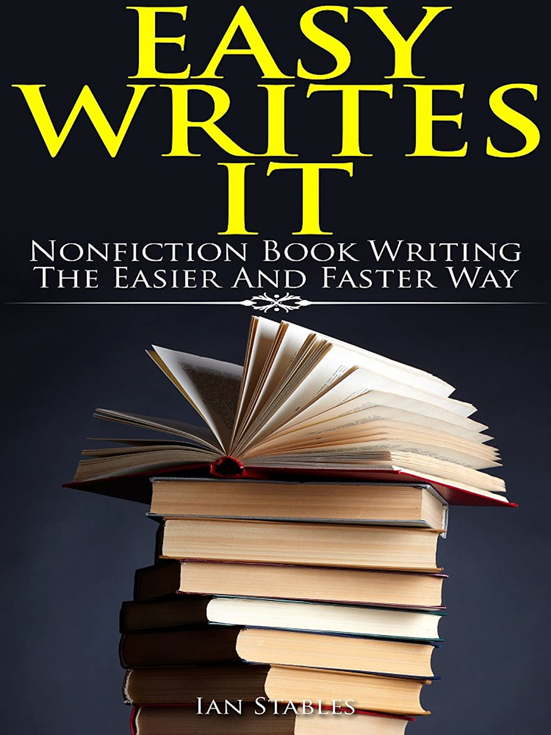 how to write a non fiction book