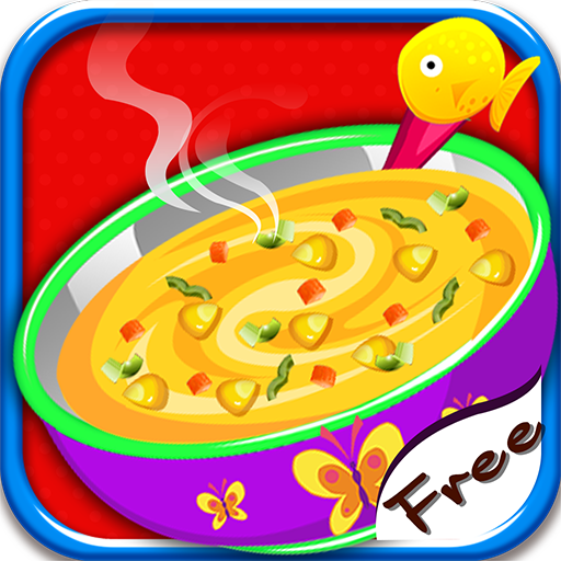 Soup Maker - Cooking Game front-823014