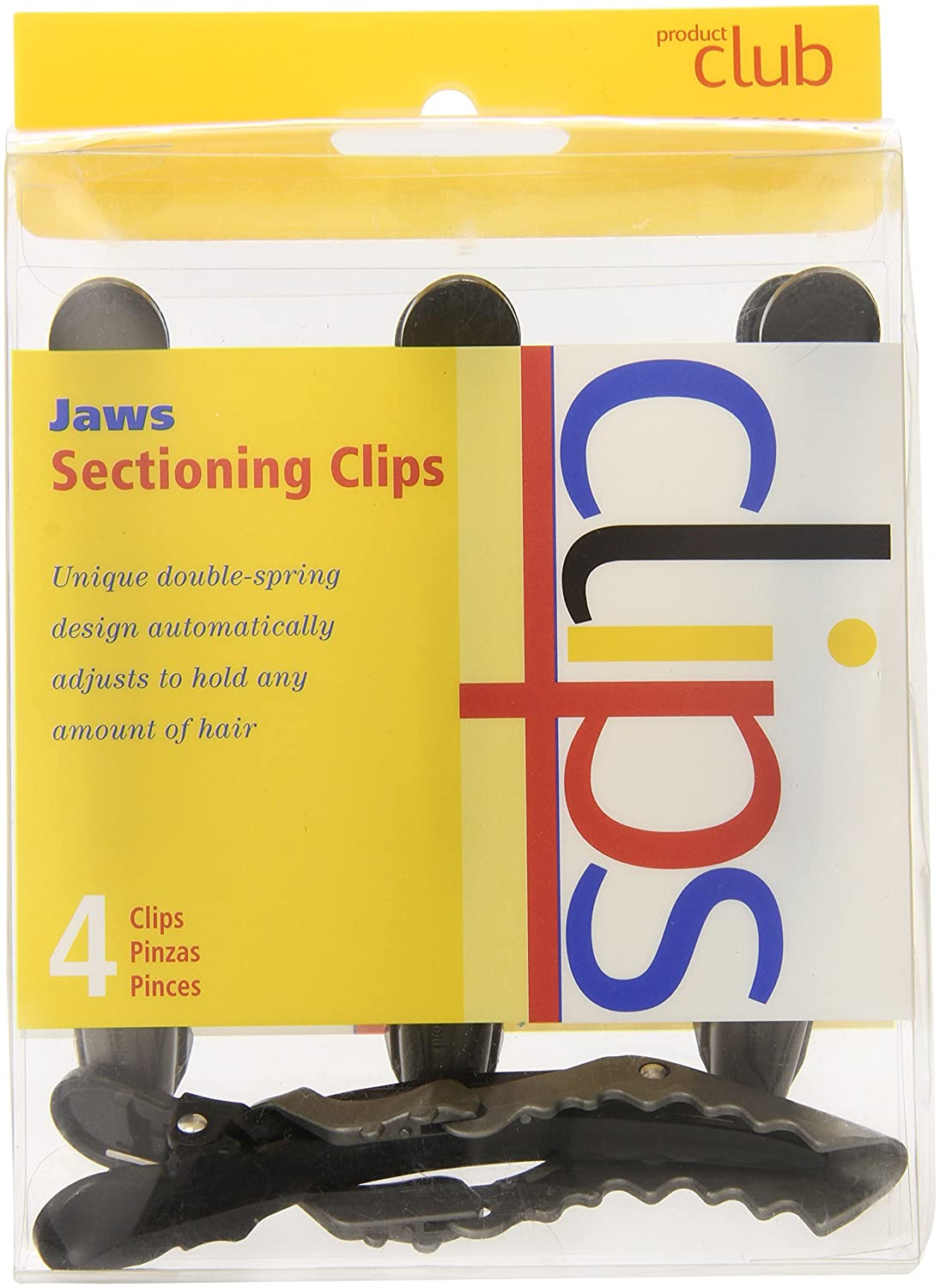 Product Club Jaws Sectioning Clips product differentiation